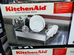 kitchenaid dish drainers kitchen aid rack or drying quantity 1 available at bridal registry racks drainer