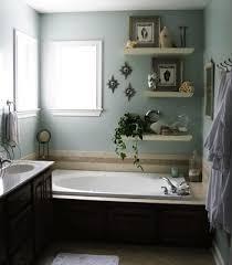 Bathroom Shelves Decor Decorating Ideas Staging Salegif Bathtub Decor