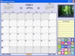 Clander Maker Calendar Maker Download And Reviews
