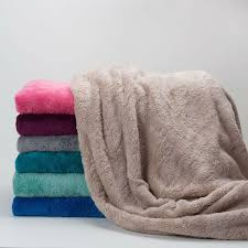 Berkshire Extra Fluffy Throw Blanket