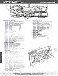 top 172 ideas about land rover 88 accessories for my class of series ii iia iii electrical dash land rover parts rovers north