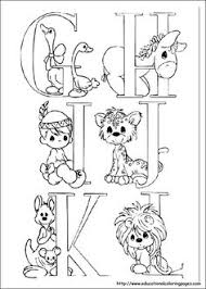 Small Picture Precious Moments Alphabet A Z Coloring Pages A1 Coloring Pages