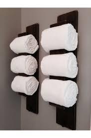 wood towel rack for bathroom wooden bathroom towel rack best 25 bathroom towel racks ideas on
