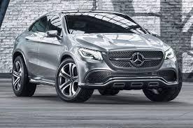 Dzięki nim śmiało możesz stawiać czoła każdej przygodzie, świetnie nadają się też na co dzień. Mercedes Benz Concept Coupe Suv First Look