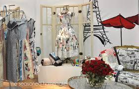 Houston Quilt Market - The Seasoned Homemaker & Retro Themes Adamdwight.com