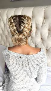 91 Best Coiffures Images On Pinterest Hairstyles Hair And Hair