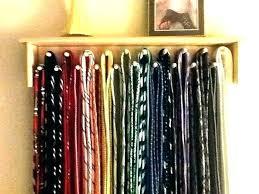 neck tie storage necktie storage hair tie storage ideas best solutions closet neck organize google search