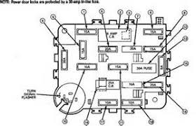 similiar 93 ranger fuse box diagram keywords ford explorer exhaust system diagram on 93 aerostar fuse box diagram