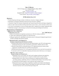 ... Business Analyst Resume 60601. ROY J. HOPPE 1252 N. Chicago Ave.  Arlington Heights, Illinois 60004 Cell ...