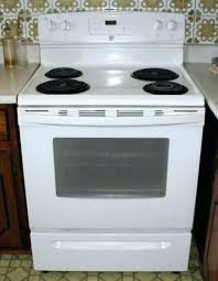 kenmore glass cooktop replacement kenmore oven