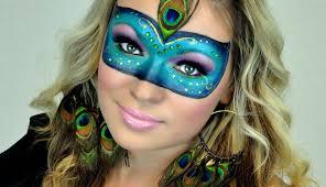 pea masquerade mask