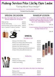 artist kit checklist fortheloveofmakeupbaby university middot makeup services list extraordinaire list of wedding items 1961 makeup