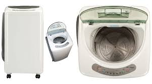 haier washer and dryer. haier hlp21n pulsator 1 cubic foot portable washer and dryer t