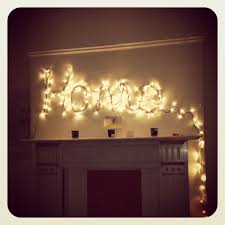 Pretty #Fairy Lights To Welcome You Home. You can recreate this look with  our
