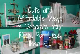 Things To Decorate Your Room With - Home Design