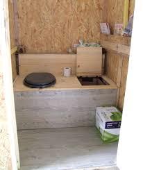 Toilettes Seche Et Copeaux De Bois