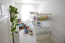 Kids Shared Bedroom Bunking Up A Sibling Shared Bedroom Design Marinobambinos