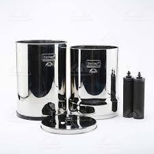 berkey water filter fluoride. Berkey Crown Water Filter System With 2 Black And PF2 Fluoride Filters - ShopAirPurifier. A