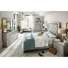 Nebraska Furniture Mart Queen Bedroom Sets By Magnolia Home Angelina ...