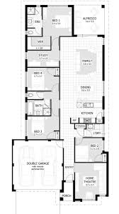 4 Bedroom House Floor Plans Mesmerizing 4 Bedroom House Floor 4 Bedroom Townhouse Floor Plans