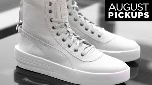 puma xo shoes. puma x the weeknd xo parallel sneaker boot unboxing | august pickups styleondeck puma xo shoes a