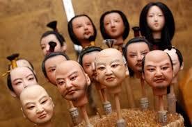 中国人を真似た 昔の日本男性はどうしてみんな頭のてっぺんがハゲ