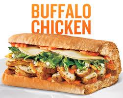 quiznos buffalo en sub review
