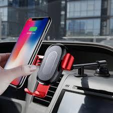 <b>Baseus</b> Heukji <b>Wireless Charger</b> Gravity Car Mount | <b>Baseus</b> UK ...