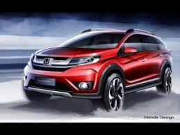 new car release dates in indiaNew Car Launch India New Honda Br V Sketches Released India Launch