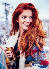 Haarfarbe Feuerrote Haare Bilder Madame De