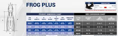 Cressi Reaction Fins Size Chart Cressi Fins Fins Scuba Diving Fins Entry Level Diver