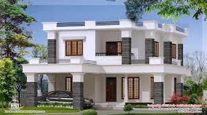 Modern 4 Bedroom Box House Design