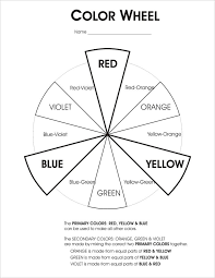 Best 25+ Color wheel worksheet ideas on Pinterest | Colour wheel ...