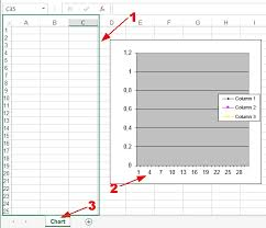 Exporting Data And Charting In Excel In Real Time