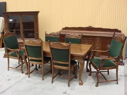 antique dining table and chairs with elegant antique dining room sets antique dining room furniture antique