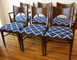 attractive reupholster kitchen chair trends including fabric cushion pictures upholstering