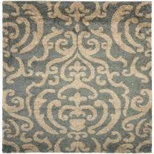 square grey and beige rug hillsby area rugs round 3 octagon