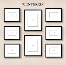 gallery wall from Pottery Barn | Hang It | Pinterest | Gallery ...