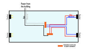 what you don't know about t8 led tubes 1000bulbs com blog Led T8 Hybrid Series Wiring Diagram With Out A Ballast diagram of t8 fixture wiring with ballast removed