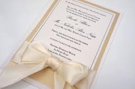 Elegant Wedding Invitation Kits