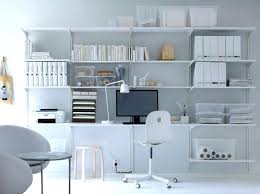 office wall mounted shelving. Wall Mounted Office Shelves Cozy White Ideas Home Shelving