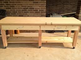 door top workbench