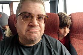 patton oswalt s year of magical parenting gq