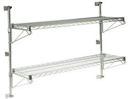 average wall mount wire shelving large size of mounted wire shelving home depot white shelving units