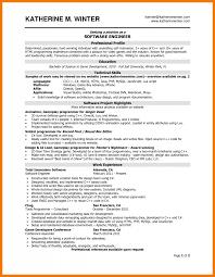 8 Software Engineering Resume Example Mbta Online