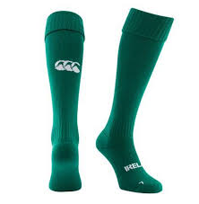 2016 2016 ireland home pro rugby socks green