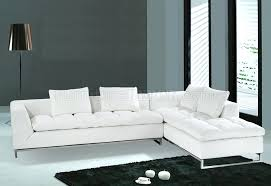white sectional furniture sofa modern leather american signature modern white sectional e71