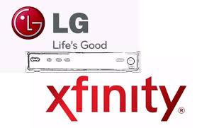 lg tv logo. comcast and lg today announced that owners of 2017 2018 webos-enabled smart tvs will be able to access comcast\u0027s xfinity tv service through the lg tv logo o