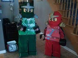 Lego Ninjago Costume - Instructables