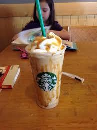 starbucks caramel frappuccino extra caramel. Starbucks Caramel Frappuccino On Extra